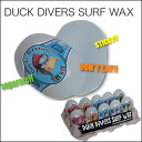 Duck Divers Surf Wax