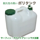 Canned emergency water for 20 liters polyethylene tank 20L water