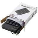 エレコム USB 숫자 키패드 블랙 TK-TCM009BK/RS 4953103887435