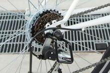 【送料無料】HANWA(阪和)  TRAILER  700Cクロスバイク 6段変速 ブラックTR-C7003BK 新生活を新しい自転車で。新入学・新社会人応援フェア!!期間限定超特価!送料無料