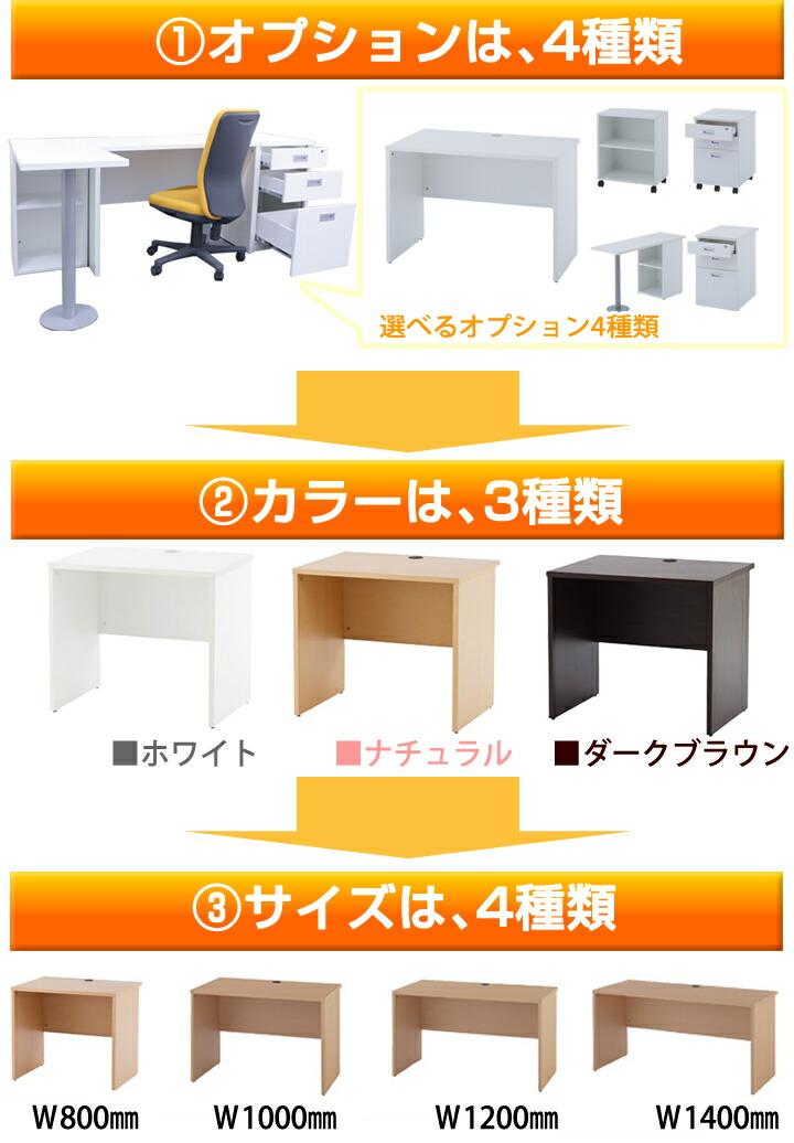 ホワイトテーブル シンプルテーブル