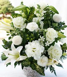 ボリューム満点!華やか対の花束