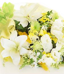 お供え用セミオーダー花束