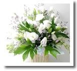 送料無料 お子様、ペットのお悔やみの花