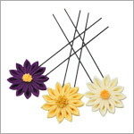 Chrysanthemum U pin
