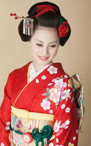 本格的な日本髪はもちろんのこ ...