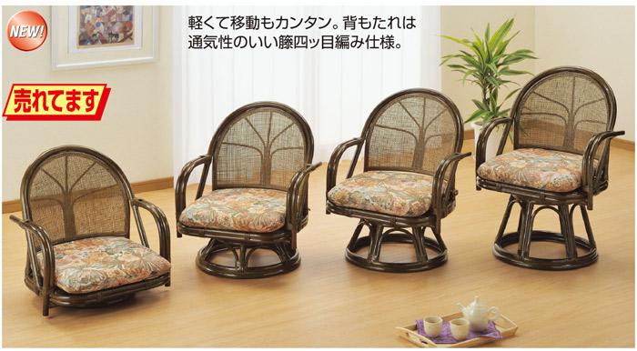回転座椅子 イメージ