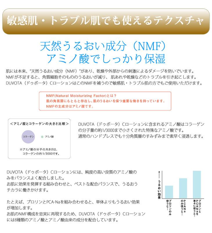 マイルドな使用感超浸透型ビタミンC誘導体APPS馬プラセンタ化粧水DUVOTA(ドゥボータ)Cローション,アプレシエ