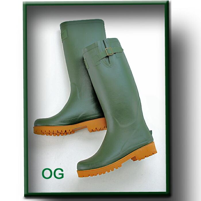 グリーンフィールド 軽量長靴