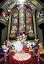 Disney Mickey & Minnie paperhologramzigsaw 500 piece puzzle (35 x 49 cm) / tenyo