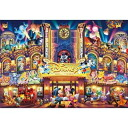 Stained art jigsaw puzzle Disney tight size 500 pieces (25 × 36 cm) / tenyo