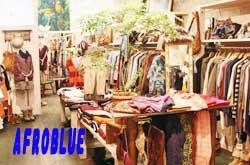 インポート店 AfroBlue