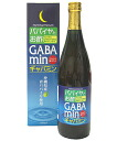 a-109 mg GABA in 50 ml natural systems support beverage! GABAmin ( ギャバミン ) health essential amino acids, minerals and various vitamins and other natural 05P04Aug13