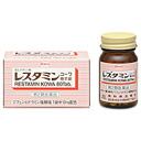 Nikko Japanese new drug レスタミンコーワ sugar-coated tablets 120 tablets