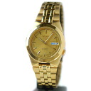 SEIKO 5 automatic winding men's SNKE24J1 gold