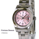 Christiano Domani Christiano Domaine female quartz CD6502 pink