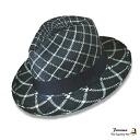 Panamanian knight bird Panama Night Bird original panama hat