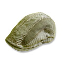 Green in Abo torr Jack fitting hunting cap / is khaki