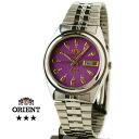Orient Overseas model mens automatic winding TEM 4 J003V purple