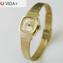 VIDA+ (Vida plus) analog quartz Lady's clock 83910GD