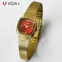 VIDA+ (Vida plus) analog quartz Lady's clock 83912RD