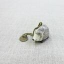 Lisa Larson Risa Larson key ring hedgehog