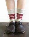French Bull Daisy socks