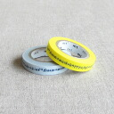 Mt x Mina perhonen masking tape shiritori