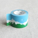 Mt x Mina perhonen masking tape mountain