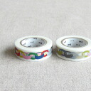 Mt x Mina perhonen masking tape ring washi tape