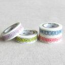 Mt x Mina perhonen masking tape choucho washi tape