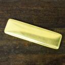 A brass pen case is pure