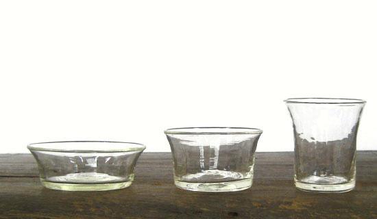 石川玻璃工业艺术大厅圆柱碗