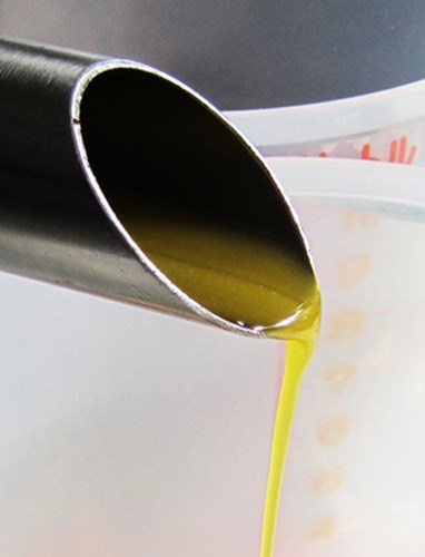 オイル搾油