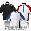 FootJoy short sleeve sport wind shirt fs3gm