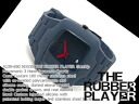 Nixon men watch RUBBER PLAYER rubber player gunship rubber A139-690