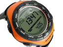 Suunto Vector mens digital watch ORENGE Orange SS015077000