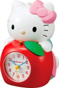 Citizen rhythm sanrio hello kitty alarm clock apple hello kitty 4REA20RH13