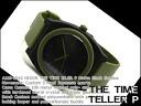 Nixon Mens Watches TIME TELLER P time teller p P matte black surplus A1191042