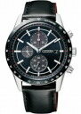 CITIZEN COLLECTION citizen collection mens watch eco-drive chronograph black CA0455-02E