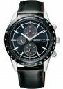 CITIZEN COLLECTION citizen collection mens watch eco-drive chronograph black CA0455-02E