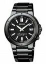 CITIZEN REGUNO citizen Ragno men's watches solar TEC radio watch-all black KL7-841-51