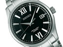 Seiko presage Mens Watches mechanical automatic self-winding mechanical black SARX003