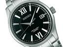 Seiko presage Mens Watches mechanical automatic self-winding mechanical black SARX003