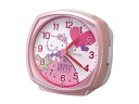 Hello kitty alarm clock Citizen citizen hello kitty R478 4RA478-M13
