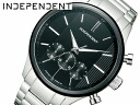 INDEPENDENT independence men watch chronograph black BR3-130-53