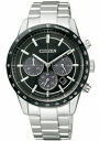 Citizen COLLECTION citizen collection men watch ecodrive chronograph black CA4074-55E