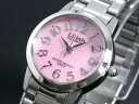 Citizen LILISH citizen re-Risch Lady's watch solar pink H997-901