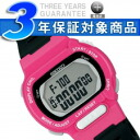 Digital watch pink SBEA005 for SEIKO Pross pecks supermarket runners running