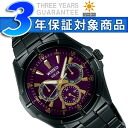 SEIKO wired NEW STANDARD new standard multi-function men solar watch purple AGAD052